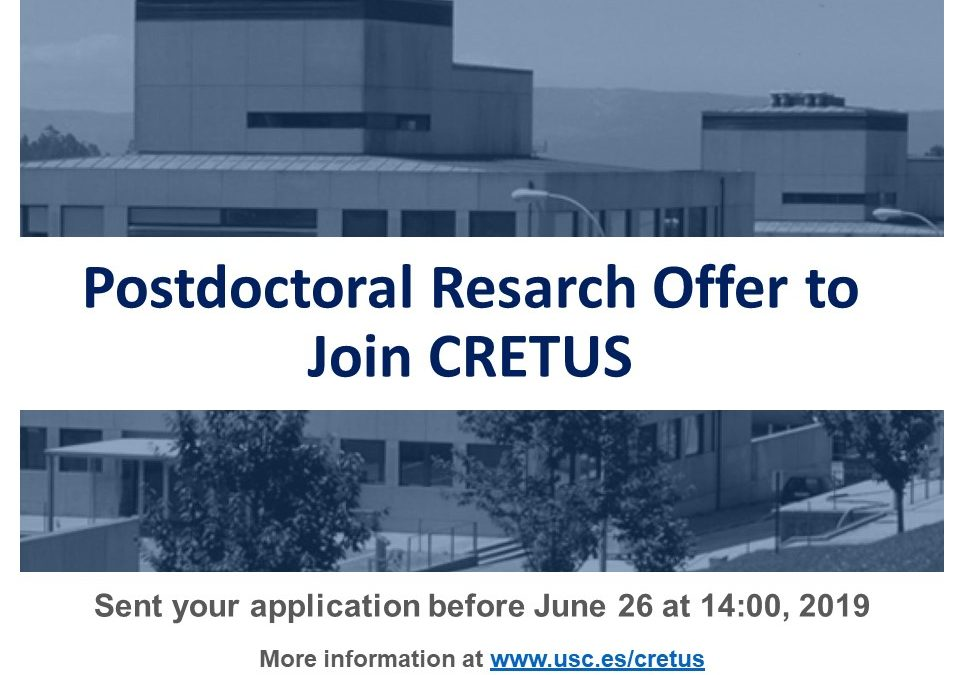 Postdoc Research Offer on Microbiology
