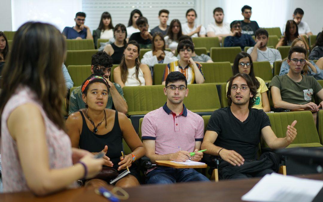 El curso sobre el Cambio Climático despertó el interés de más de 80 estudiantes procedentes de distintas áreas