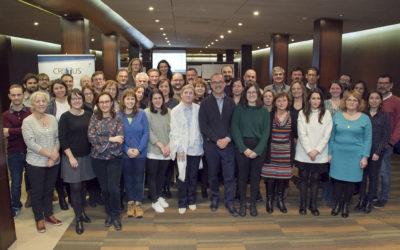 CRETUS celebrates its third internal workshop