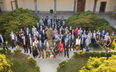 La Real Academia Galega de Ciencias honra el papel de científicos gallegos ante la crisis de Covid-19