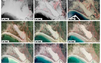 Un estudio de la evolución del sistema dunar de Corrubedo concluye que la influencia antropogénica ha causado importantes impactos en el Parque Natural