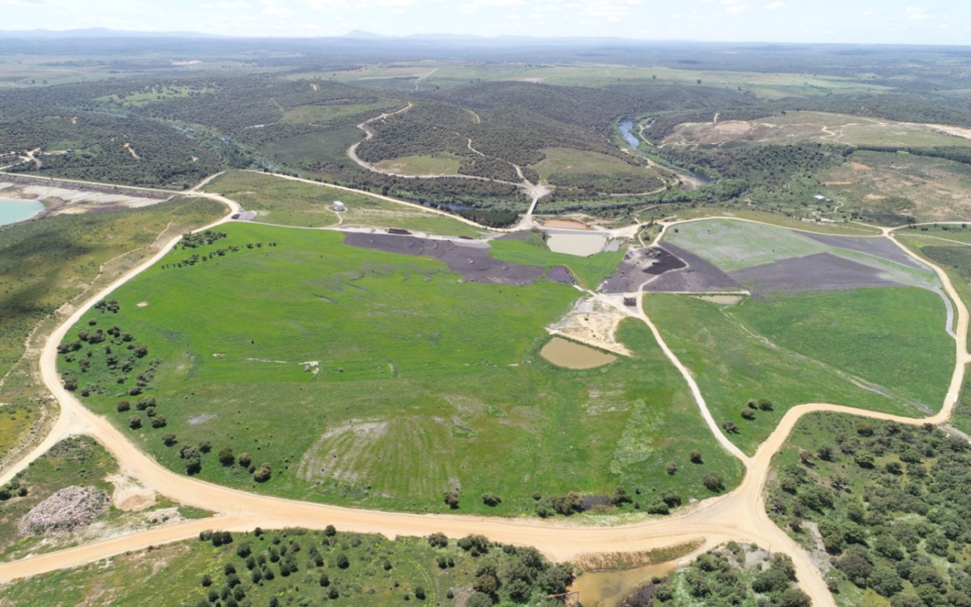 On-demand technosols and reactive wetlands to recover hyperacid soils, water and ecosystems of uranium mine in Salamanca. TEKURA Project
